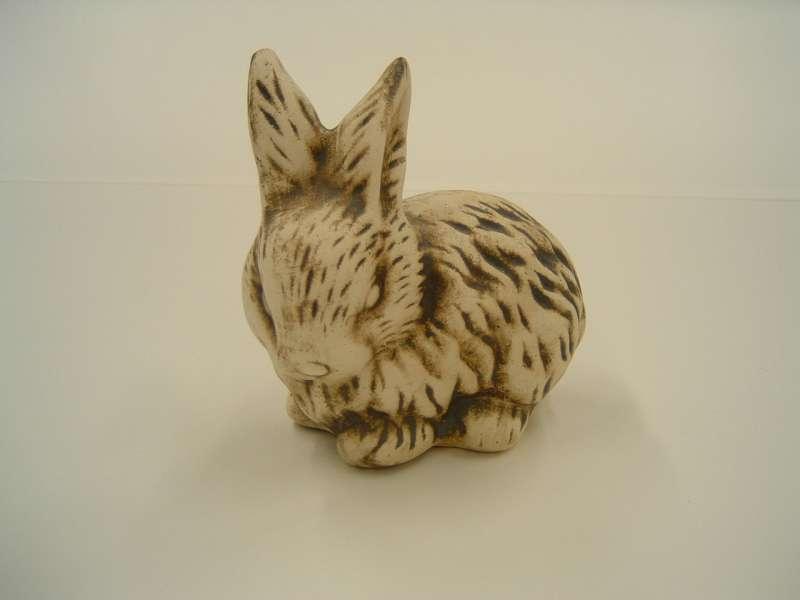 Zajíček - stojící uši
