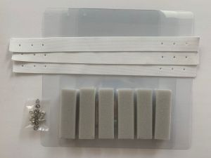 Ochranný štít - 3 ks HITCZ Filtrační sáčky s.r.o.