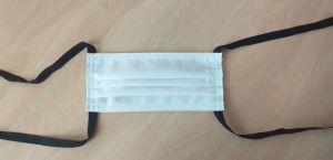 Sáčky, tkalouny + šablona na výrobu 10 ks roušek HITCZ Filtrační sáčky s.r.o.